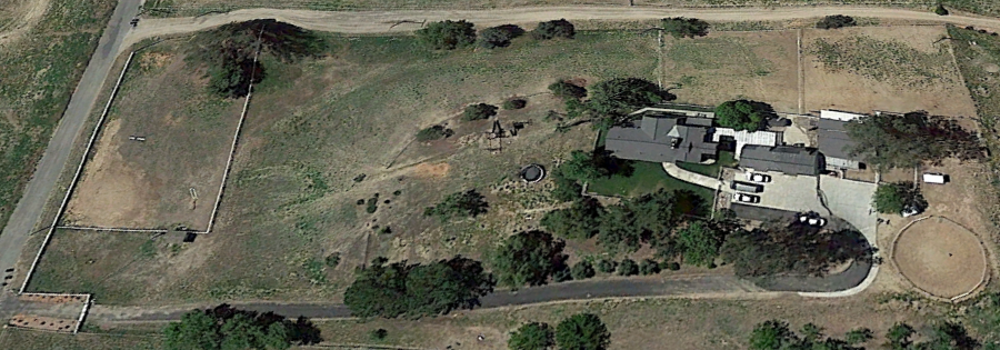 2014 Arial View of Ranch